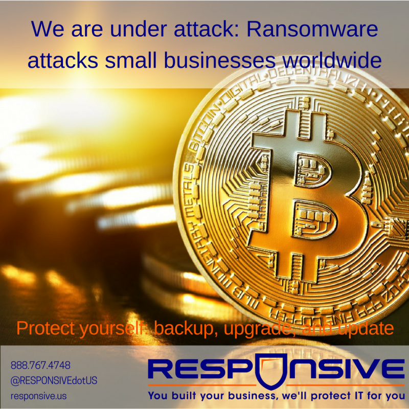 Ransomware costs more than bitcoin