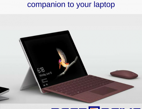 Can the Microsoft Surface Go make a difference in small business owner's life?