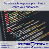 Data Breach Response Plan - Part 1